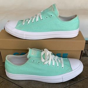 CONVERSE CTAS OX OCEAN MINT/NATURAL/WHITE MEN'S